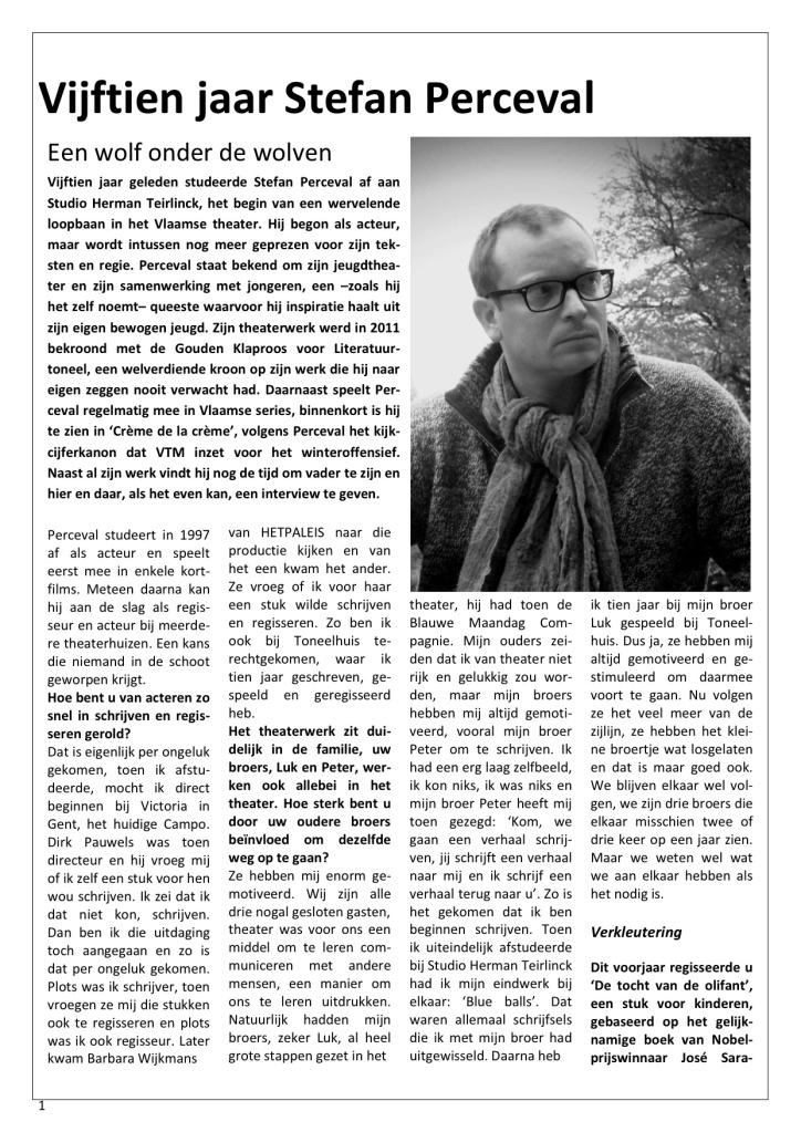 INTERVIEW ua pagina 1